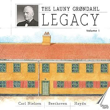 The Launy Grøndahl Legacy, Vol. 1