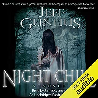 Night Chill audiobook cover art