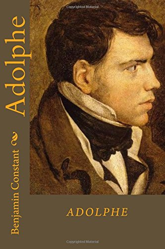 Adolphe (French Edition) ~ TOP Books