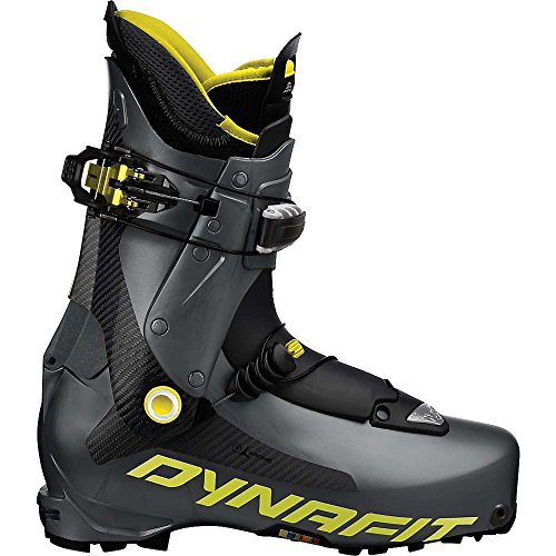 Dynafit TLT7 Performance Alpine Touring Boots - 27.5 - Silver/Yellow