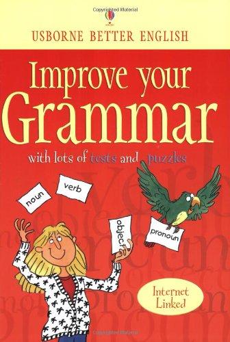 Improve Your Grammar (Better English)