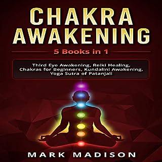 Chakra Awakening: 5 Books in 1  audiobook cover art