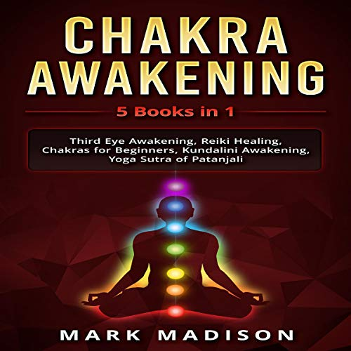 Chakra Awakening: 5 Books in 1 cover art