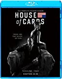 ハウス・オブ・カード 野望の階段 SEASON2 ブルーレイ コ...[Blu-ray/ブルーレイ]