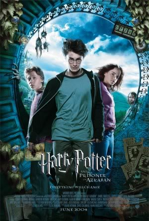 Póster de Harry Potter y el prisón de Azkaban, 30 cm x 43 cm