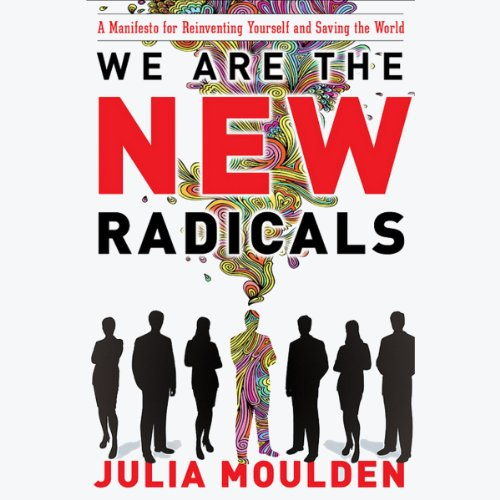 We Are the New Radicals audiobook cover art
