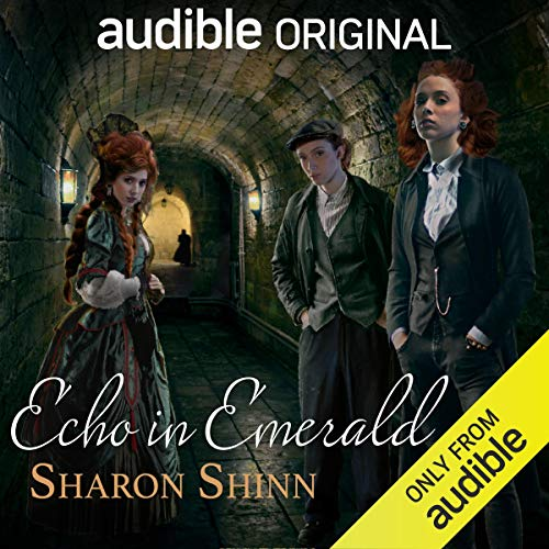 Echo in Emerald cover art
