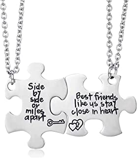 Best side by side necklace Reviews