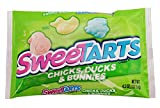 Wonka, SweeTarts Chicks Ducks and Bunnies, 4.5 oz Bag