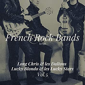 French Rock Bands Sings Vol.5