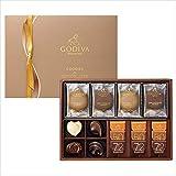 【公式】 ゴディバ (GODIVA) クッキー&チョコレート アソートメント(クッキー8枚 / チョコレート13粒)