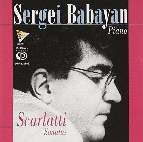 Scarlatti Sonatas / Sergei Babatan Piano