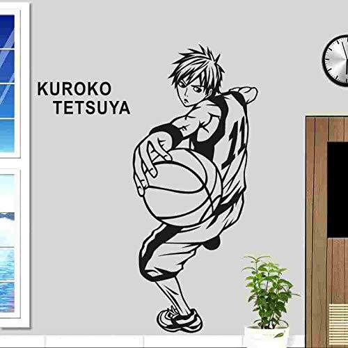 yaonuli Wandtattoo Vinyl Wandaufkleber Home Decoration Anime Auto Aufkleber 50X69cm