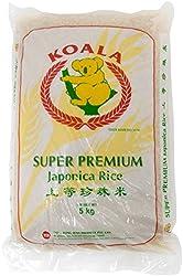 Koala Japonica Rice, 5kg (Vacuum Packed)