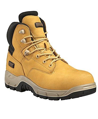 Alexandra Magnum Stc-fw530tn-10 Precision Sitemaster Chaussures de sécurité, UNI, cuir, taille : 10, Tan