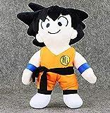 N/C Juguete De Peluche Muñeca De Dibujos Animados Dragon Ball Z Juguetes De Peluche Muñeca De Peluche Goku Niños Juguete De Bebé 30 Cm