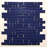 PYPER 683 - Mosaico sobre red de gres porcelánico de cerámica, fabricado en Italia