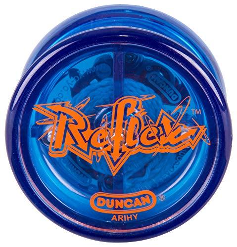 Duncan Toys 3513AR-BL Reflex Auto Return Yo-Yo, Blue