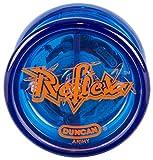 Duncan Toys Reflex Auto Return Yo-Yo, Beginner String Trick Yo-Yo, Blue