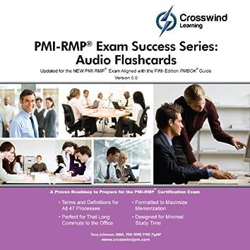 Pmi-Rmp Exam Success Series: Audio Flashcards