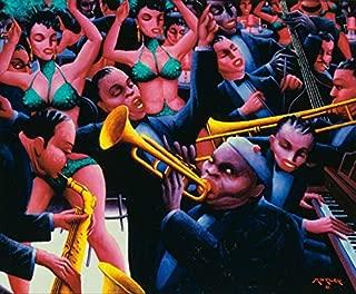 Archibald Motley Hot Rhythm Archival Quality Art Print Suitable for Framing