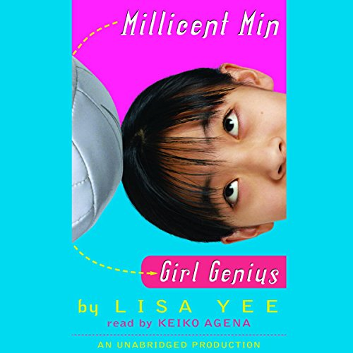 Millicent Min, Girl Genius audiobook cover art