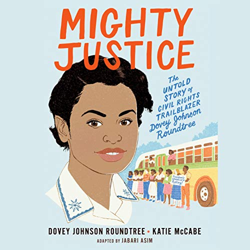 Mighty Justice (Young Readers' Edition) cover art