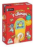 Nathan- Coucou T'choupi – Juego electrónico para niños a Partir de 2 años con Las Mejores continas cantadas por tu Amigo (Diset 31014)