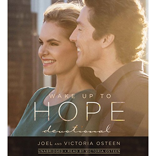 Wake Up to Hope audiobook cover art