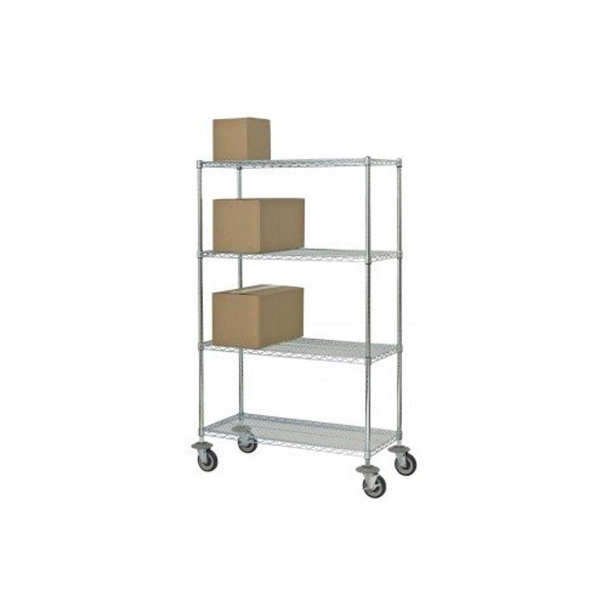 Focus Ranking TOP20 Foodservice FMK2148695CH Mobile Stem Gifts Shelf Cart Caster 5