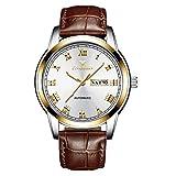 Relojes De Hombre Reloj De Negocios De Moda Cuero De Hombre Twoto Hite