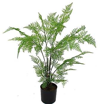 UNIQUE FOREST ARTS Artificial Tree,Artificial Plant Artificial Fern Tree,Fern Plant,Super Natural Looking