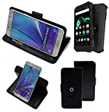 K-S-Trade 360° Cover Smartphone Case for Archos Saphir