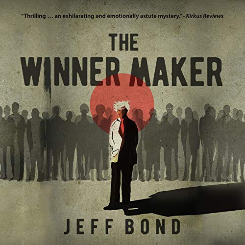 The Winner Maker audiobook cover art