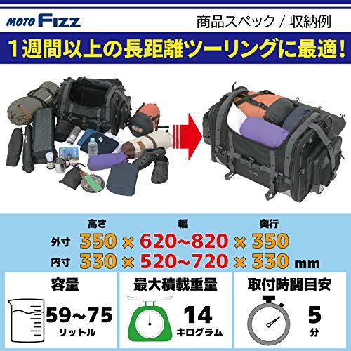 TANAX(タナックス)『キャンピングシートバッグ2(MFK-102)』