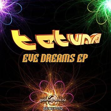 Tetuna - Eve Dreams EP