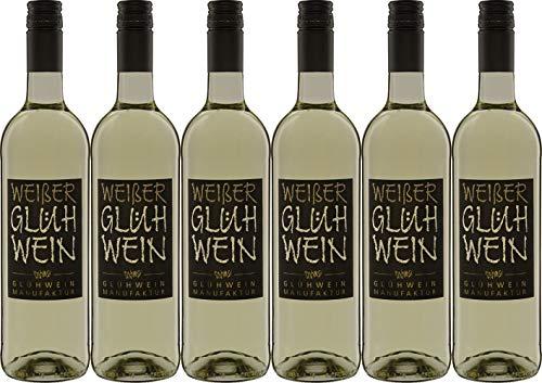 Dahms Weine Glühwein WEISS Lieblich (6 x 0.75 l)