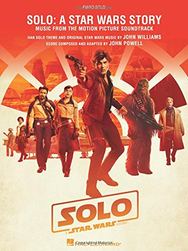 Solo: A Star Wars Story: Music from the Motion Picture Soundtrack: Piano Solo