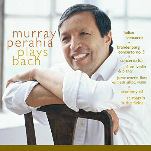 Price comparison product image Murray Perahia Plays Bach