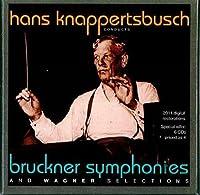 Knappertsbusch Conducts Bruckner & Wagner by Hans Knappertsbusch (2011-11-08)