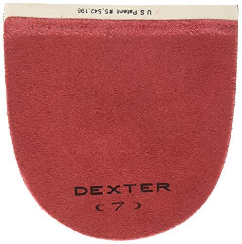 Dexter H7 Leather Heel, Red