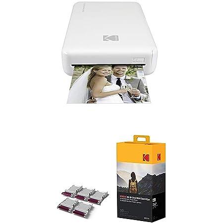 Kodak Mini 2 Hd Wireless Mobile Instant Fotodrucker W Elektronik