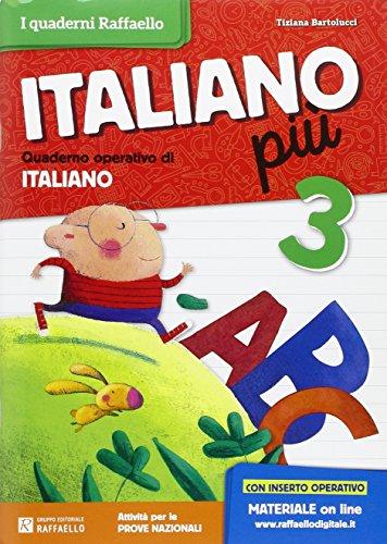 Italiano più. Per la Scuola elementare (Vol. 3)