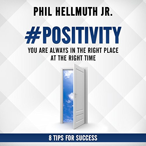 #POSITIVITY audiobook cover art