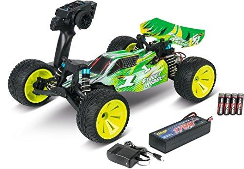 Carson 500404158 1:10 Street Rebel 2WD X10 2.4G 100% RTR
