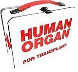 Aquarius Human Organ Large Gen 2 Tin Storage Fun Box
