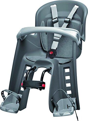 Polisport Kinder Kindersitze Babytrage Bilby junior Fronthalterung, Grau, one size