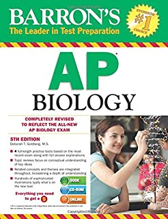 Barron's AP Biology with CD-ROM, 5th Edition