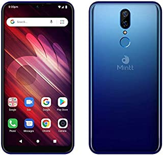 UltraMintt X3 4G Smartphone - Cobalt