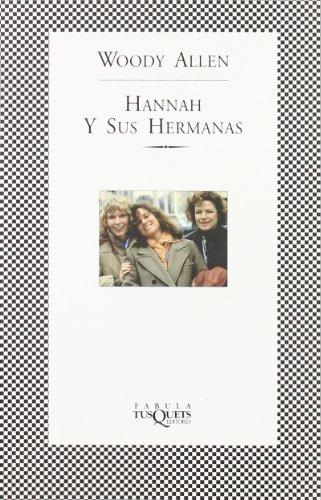 Hannah y sus hermanas (Fabula (tusquets))